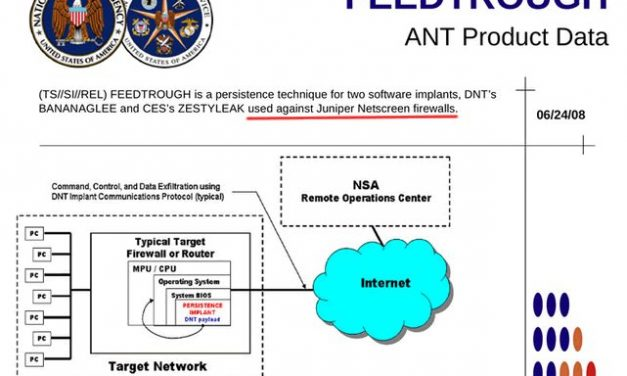 US government oversight committee demands answers about Juniper backdoors