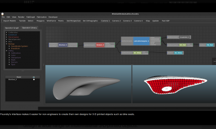 New Foundry 3D fabrication interface from MIT